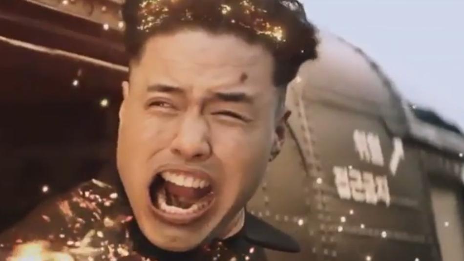 Randall Park as Kim