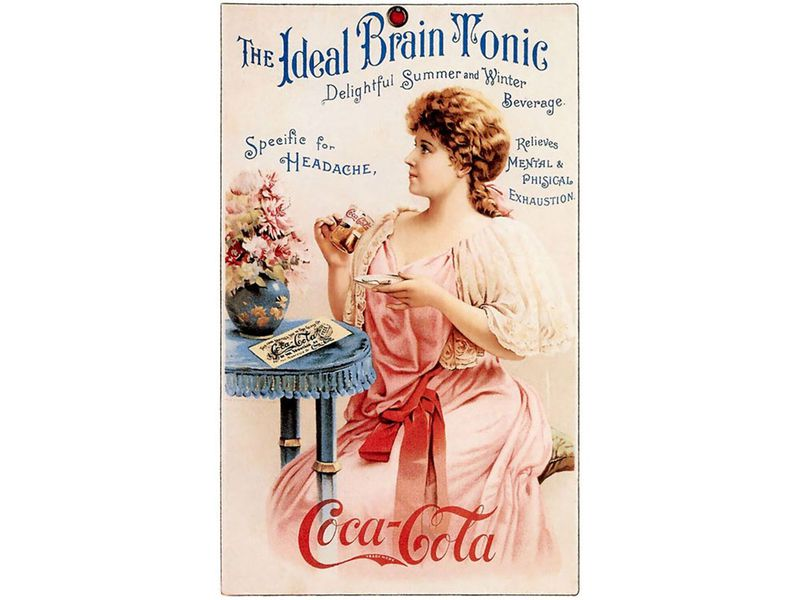 Coke Brain Tonic